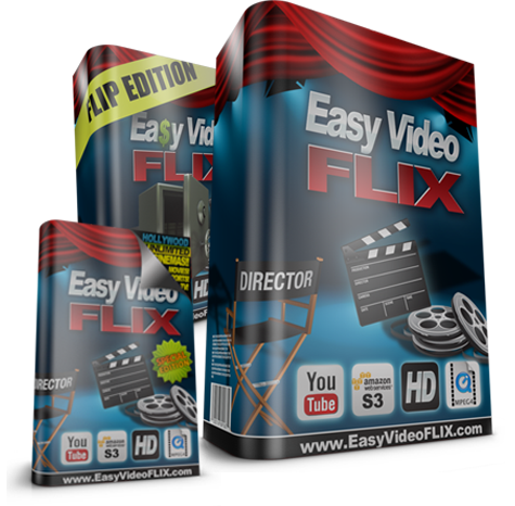Easy Video Flix